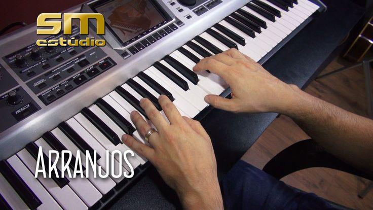 Arrajos. Nesse episódio você irá saber um pouco mais sobre a importância do arranjo na gravação de um cd. Participação especial do cantor e compositor Chico Amado. Assista em: http://www.smestudio.com.br/gravandocd.html