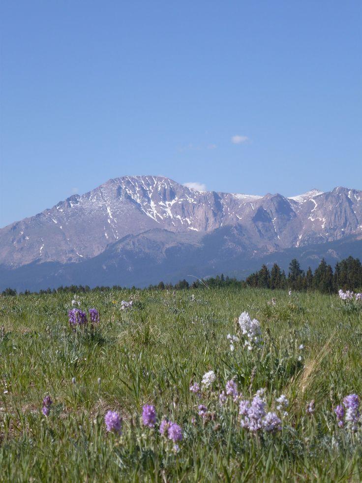 Pikes Peak (Woodland Park, Colorado)
