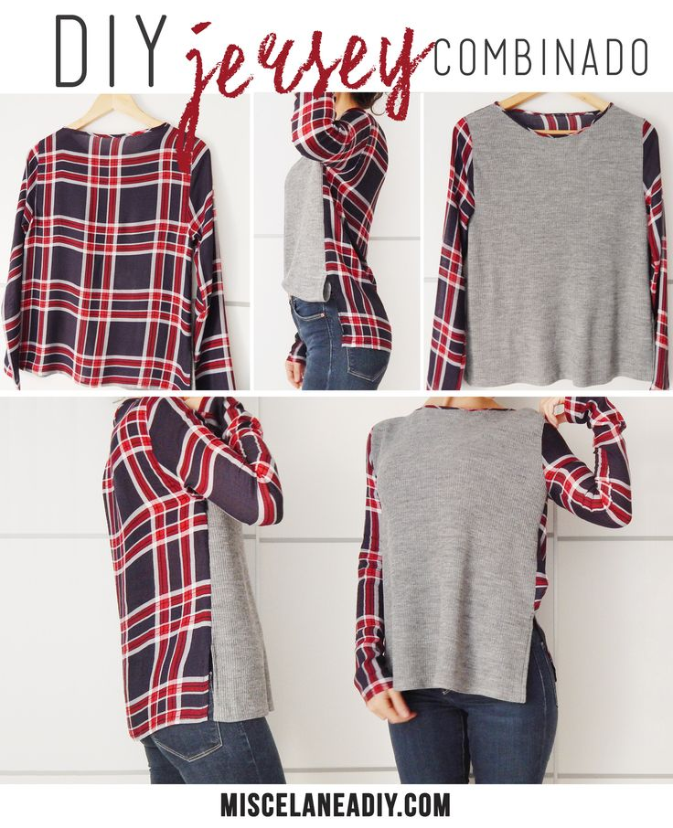 M s de 25 ideas populares sobre remodelar camisa en - Reciclar ropa manualidades ...