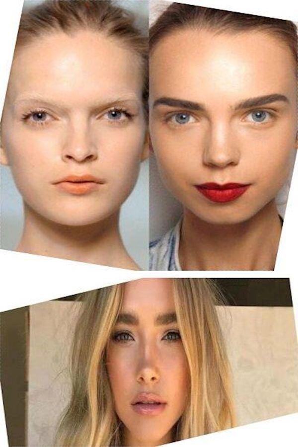 Eyebrow Accessories | Basic Eyebrow Makeup | How To ...