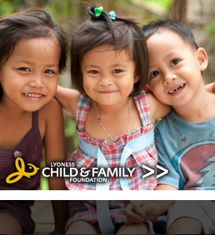 The Child and Family Foundation Lyoness: http://www.lyoness.com/