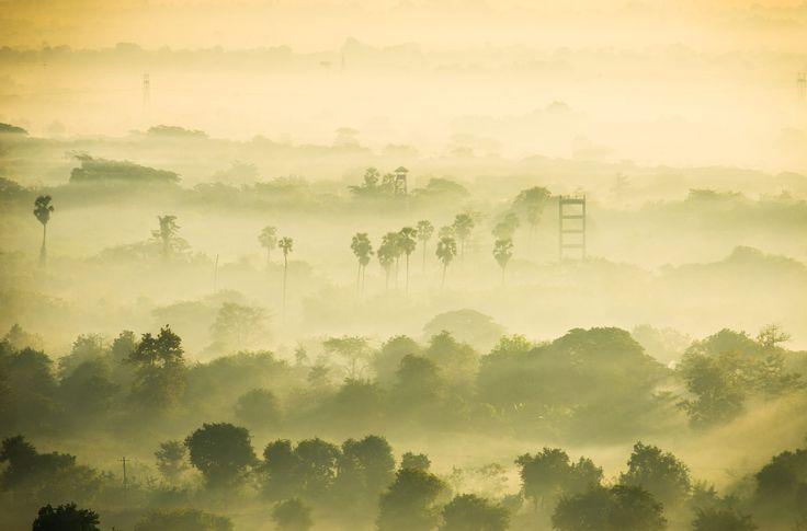 Misty Morning by Zay Yar Lin on 500px