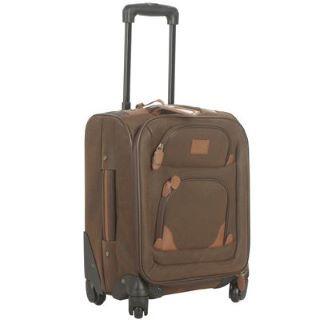 Kangol Chocolate 4 Wheel 16inch Suitcase £19.99   http://www.mrluggage.com/kangol-chocolate-4-wheel-suitcase-708226
