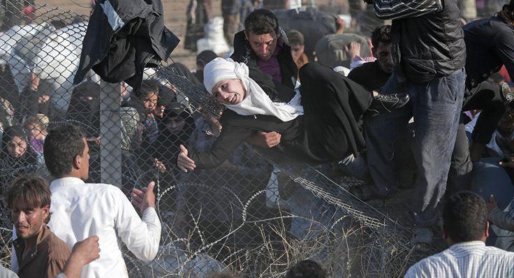 Swept Under the Carpet: EU Ignores Refugees' Rights Violation in Turkey