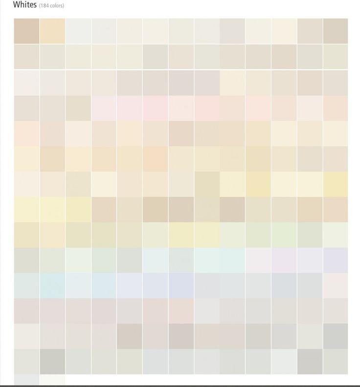 Transitional Paint Color Palette Color Palette Monday 3: 1000+ Ideas About Best White Paint On Pinterest