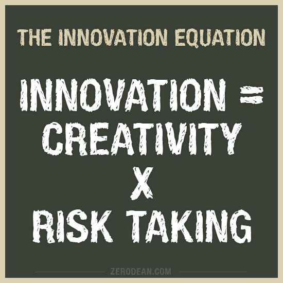 Creativity And Innovation Quotes: Zero Dean's Book Is Out Now