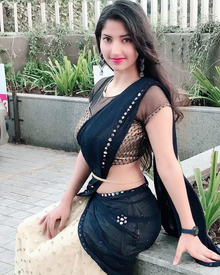 Pin on saree and half saree