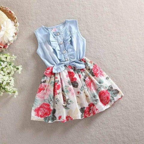 Renee garden dress