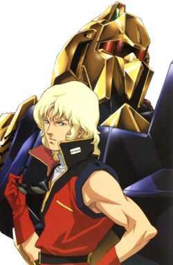 Char Aznable (Gundam Z)