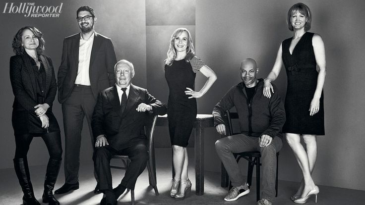 THR's Drama Showrunner Roundtable brings together Sam Esmail, Julian Fellowes, Nina Jacobson, Marti Noxon, John Ridley and Melissa Rosenberg; THR Roundtables air every Sunday on SundanceTV.