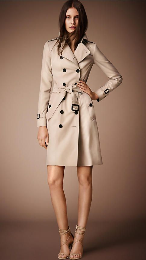 The Sandringham - Long Heritage Trench Coat | Burberry