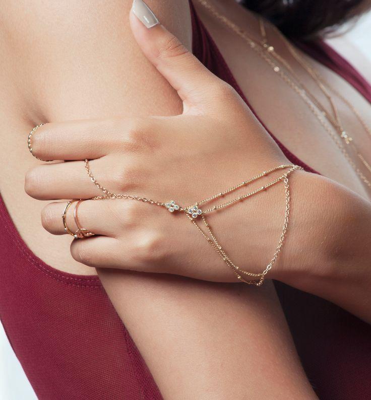 Best 25+ Hand chain ideas on Pinterest | Body chain jewelry ...
