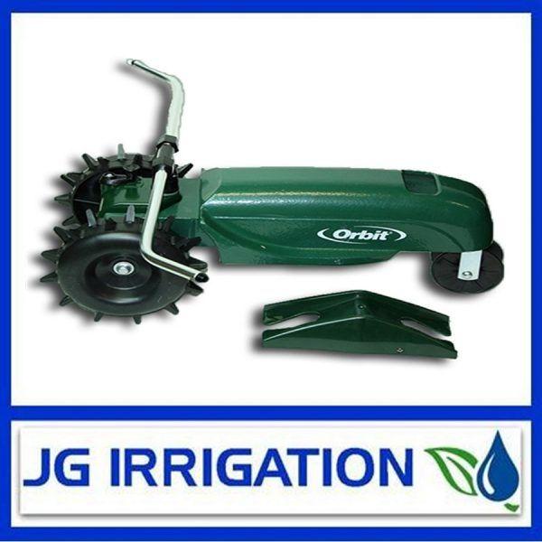 Orbit Heavy Duty Cast Iron Travelling Tractor Sprinkler