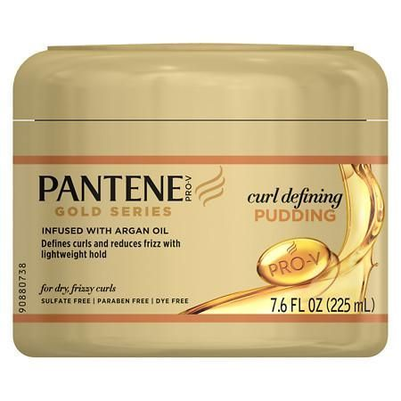 Pantene Pro V Pro V Gold Series Curl Defining Pudding 7 6 Oz