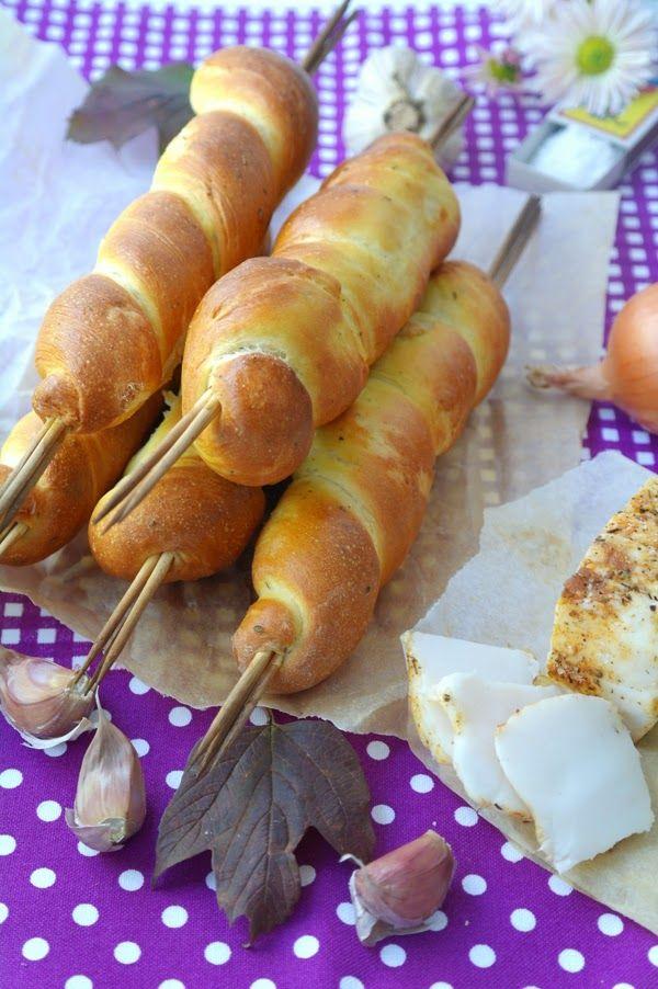 Просто и вкусно: Охотничий хлеб