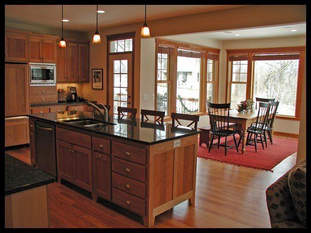 House Plan ALP-03A3: Decor, Kitchens, Craftsman House, House Ideas, Dream, Floor Plans, Design, House Plans