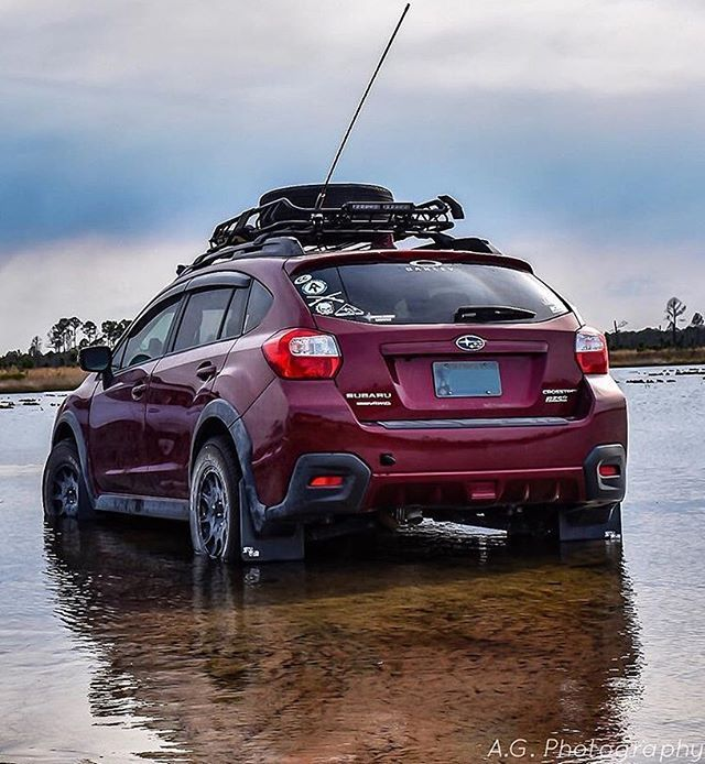 A little love for @rubythesubie  #subaru #crosstrek #6soe