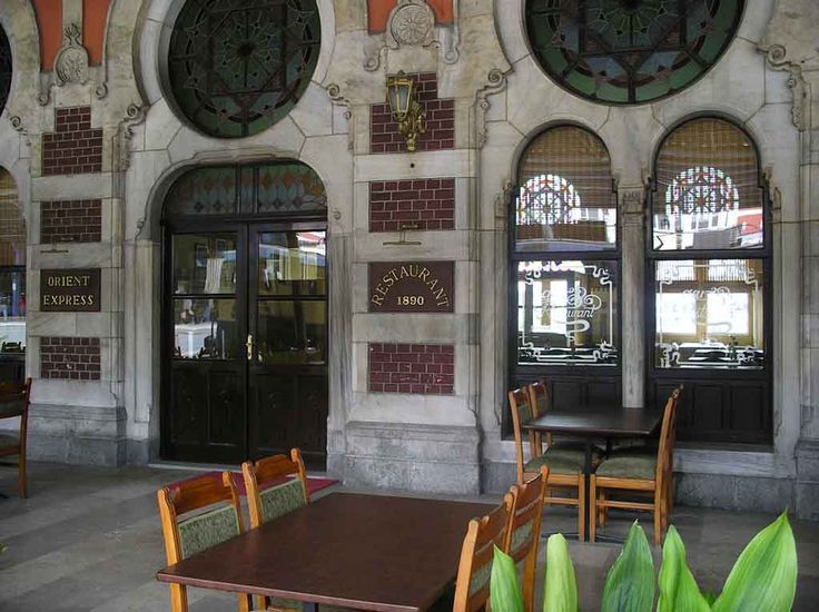 #orient #express Restaurant 1890
