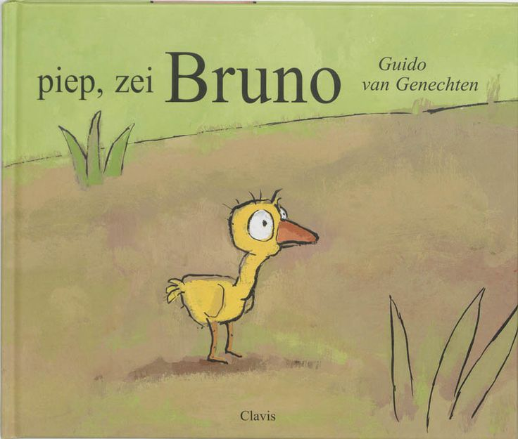 bruno, prentenboek