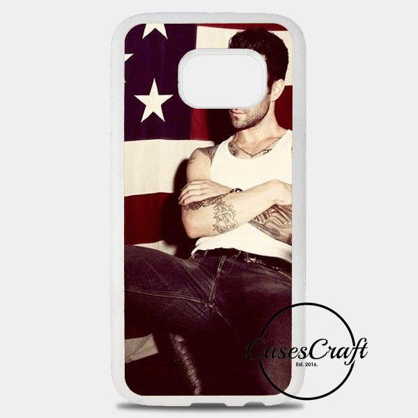 Adam Noah Levine Maroon 5 Samsung Galaxy S8 Plus Case | casescraft