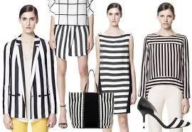 combinacion camisa con lineas blancas y negras - Buscar con Google