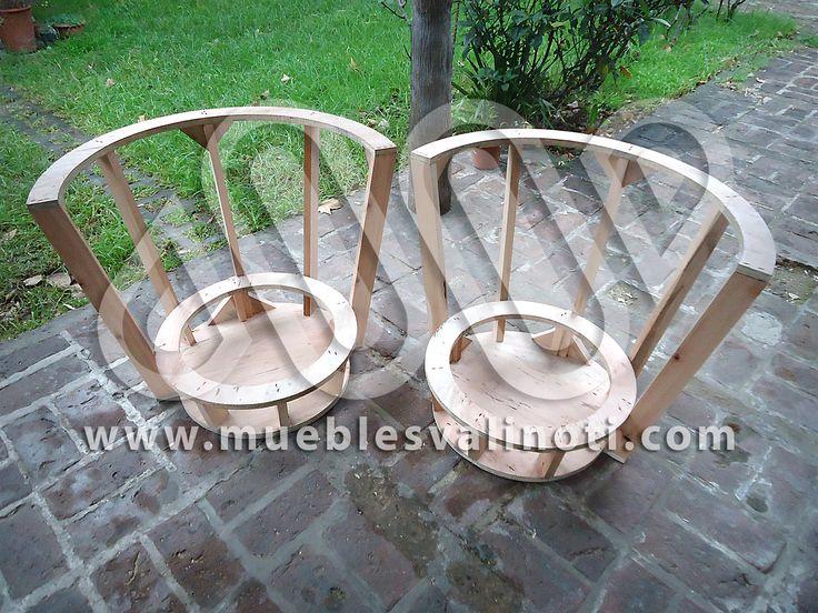 Sillón Giratorio Modelo  866 -  mail: muebles_valinoti@yahoo.com.ar web: www.mueblesvalinoti.com https://www.facebook.com/mueblesvalinoti https://es.pinterest.com/mueblesvalinoti/