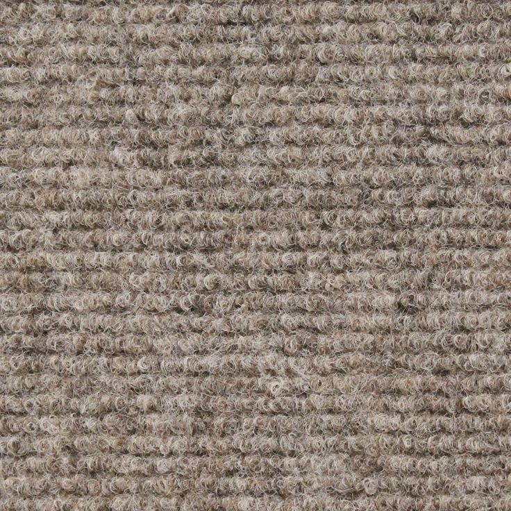 Indoor/Outdoor Carpet with Rubber Marine Backing - Brown 6' x 45' - Several Sizes Available - Carpet Flooring for Patio, Porch, Deck, Boat, Basement or Garage