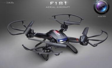 Holy Stone F181 RC Quadcopter Drone with HD Camera – New Drone Center. For those of you that consider yourselves a master at flying drones, you may be interested in the Holy Stone F181 RC quadcopter drone with HD camera. This drone right here sports the latest technologies in regards to anti-heating and stabilization policies – this drone is capable of conquering even the toughest indoor and outdoor obstacles.