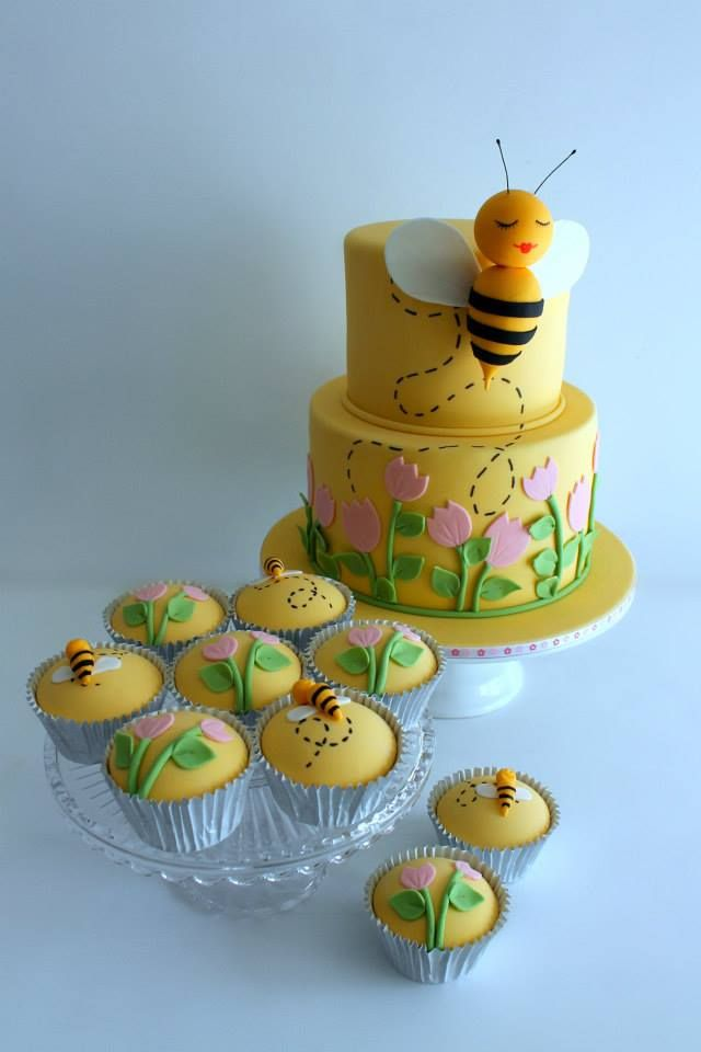 1000 Images About Biene Maya On Pinterest Bee Cakes