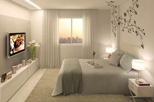 Como decorar quartos pequenos - Decorando do Meu Jeito