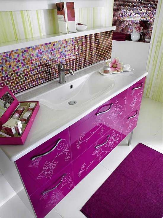 Bathroom Decor Ideas Pictures best 25+ glitter bathroom ideas on pinterest | glitter grout, girl