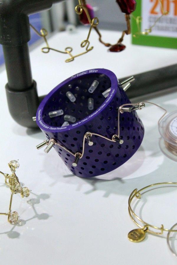 Best 25+ Artistic wire ideas on Pinterest | Wire bracelets, DIY ...