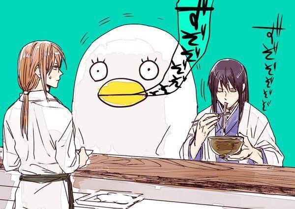 メディアツイート: 灼(@syaaa105)さん | Twitter #gintama #銀魂