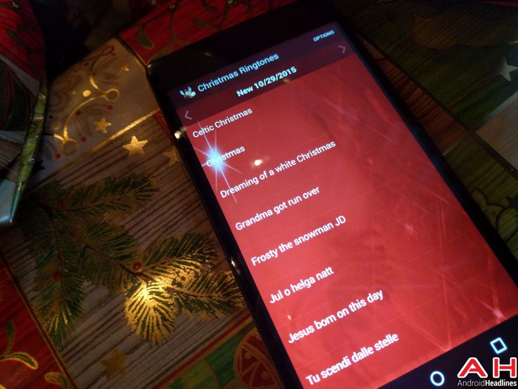 Featured: Top 10 Christmas Ringtone Apps For Android