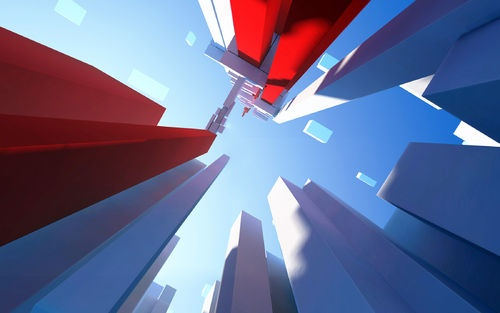 Mirror's Edge Shaping Up picture