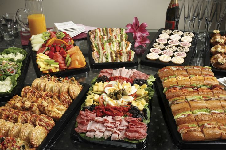 Miss Maud Catering Platters