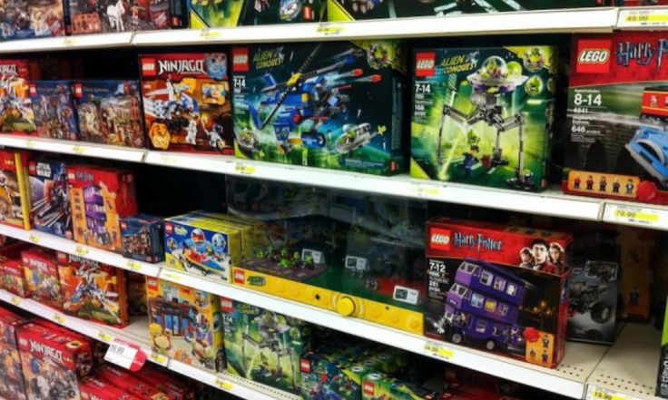 Biggest LEGO Sale of the Year at Target--Sets, as Low as $6.23 Shipped!