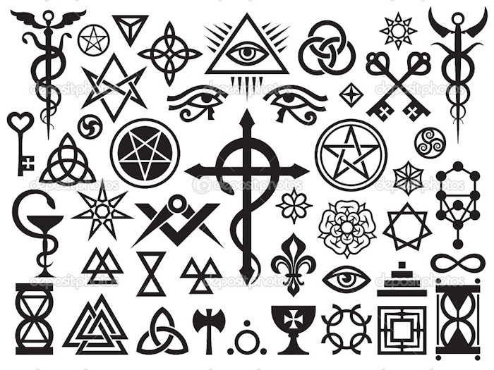 Signes occultes