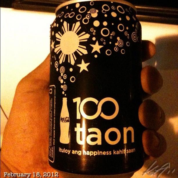 100 coke philippines