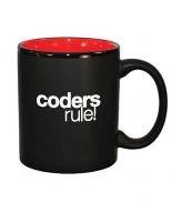 Coders Rule! Coffee Mug
