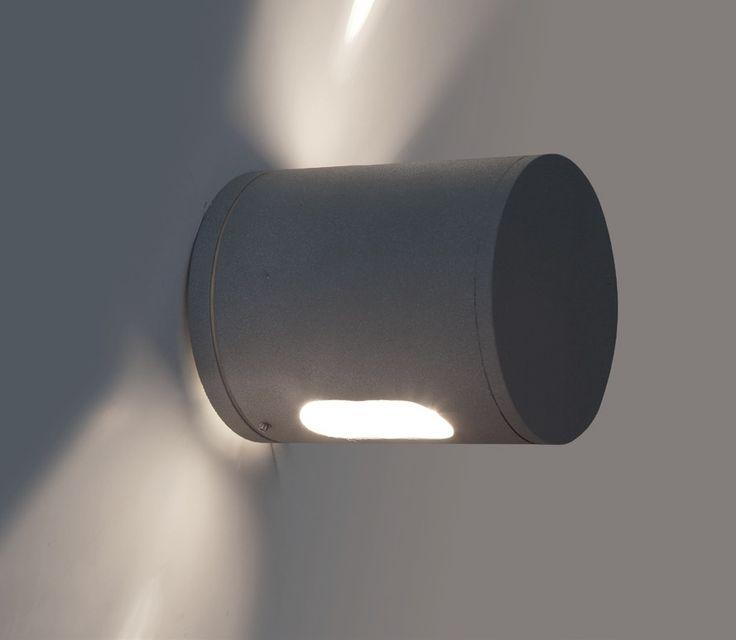 Venkovní svítidlo nástěnné PANLUX LH-9058-B (SPLENDID) Venkovní nástěnné svítidlo, určené k montáži na stěnu s připojením na běžný rozvod elektriky #panlux #svítidlo, #osvětlení, #světlo, #light #modern #moderní #outdoor #rustical #interier #interior