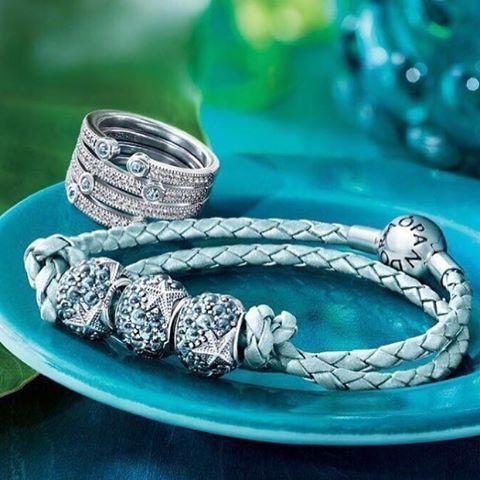 Beautiful new Pandora Summer 2016 jewelry is here!