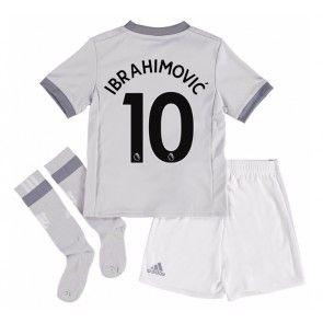 Manchester United Zlatan Ibrahimovic 10 Kolmas Peliasu Lasten 17-18