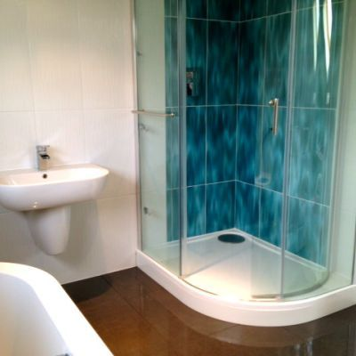 17 best images about bathroom ideas on pinterest for Topps tiles bathroom ideas