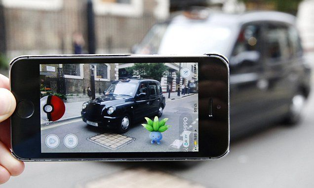 Pubs and restaurants pay £100 a day to be Pokemon Go destinations