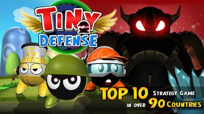 Tiny Defense by Picsoft Studio is now Free for a limited time!