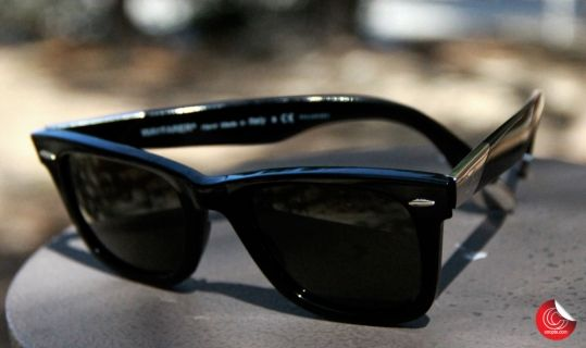 Ray- Ban Limited Edition Wayfarer Sunglasses