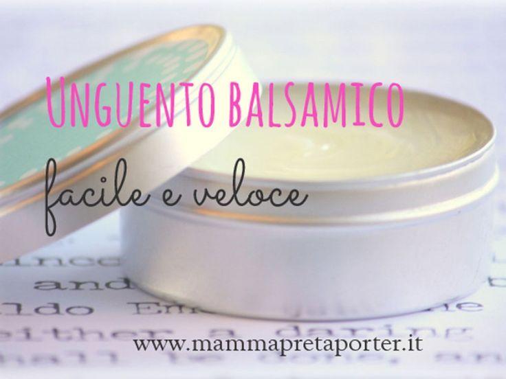 Unguento Balsamico Homamde