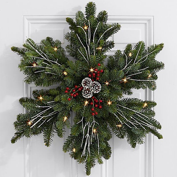 Christmas Wreath Ideas 2020 DIY Christmas Wreaths Ideas 2020   Night owl crochet mobile – Nur