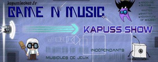 indé-kapuss-show-la musique des jeux vidéos